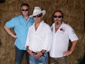 Servus Partyband - Rudi, Markus und Django