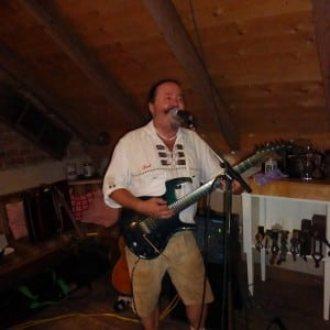 Servus Hochzeitsband Impressionen - Solo Rudi