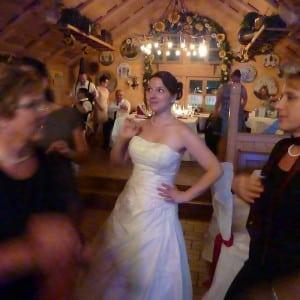 Servus Hochzeitsband Impressionen - verträumte Braut