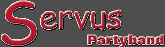 Servus Partyband - Logo