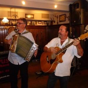Servus Hochzeitsband als Duo - Impressionen