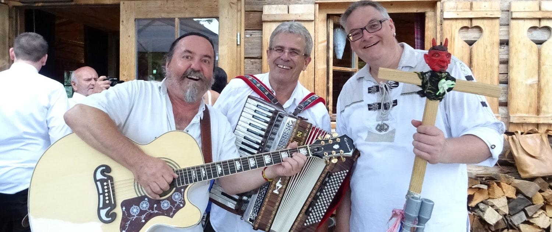 Servus Partyband - Trio für jeden Anlass