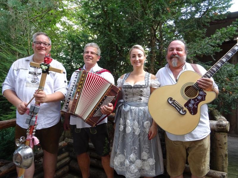 Servus Partyband - Liveband Quartett